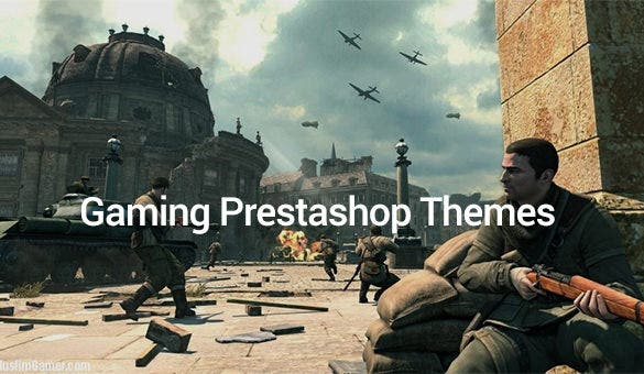 Gaming-Prestashop-Themes