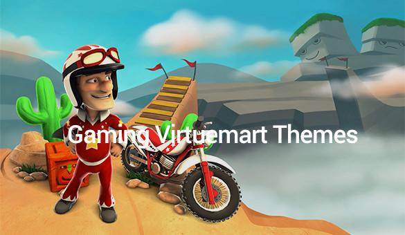 Gaming-Virtuemart-Themes