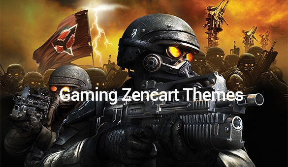 Gaming-Zencart-Themes