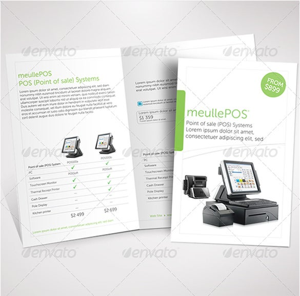 36 half fold brochure templates free premium templates for Product brochure template