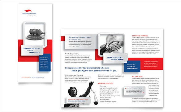 16 legal brochure template free psd eps ai indesign for Brochure design services