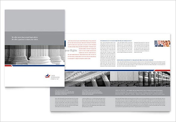 16 legal brochure template free psd eps ai indesign for It services brochure template