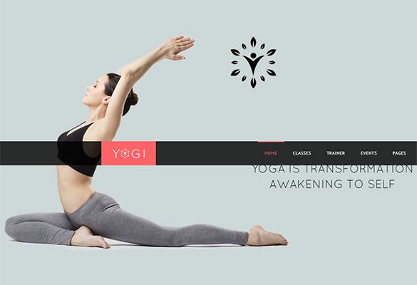 health beauty yoga drupal theme