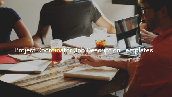 projectcoordinatorjobdescriptiontemplate