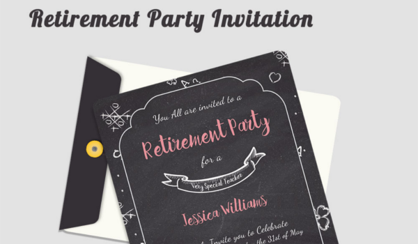 retirementinvitationtemplate