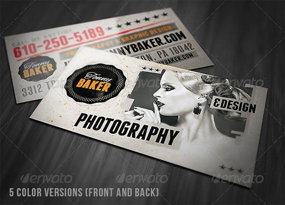 grunge business cards bundle