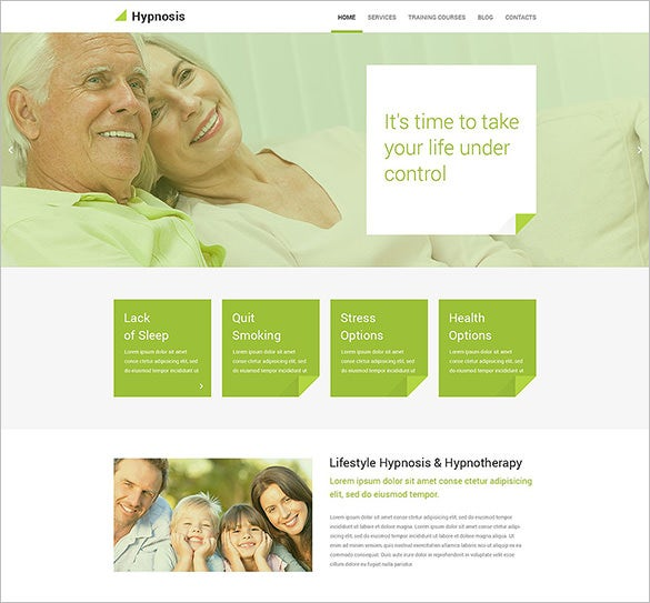 health psd template for hypnosis