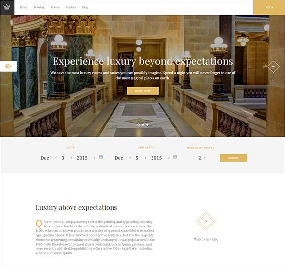 luxury travel drupal theme