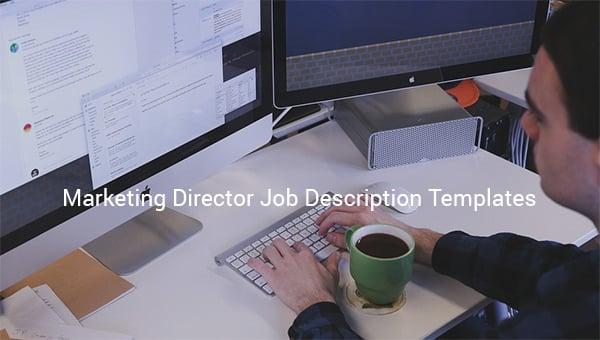 marketingdirectorjobdescriptiontemplate