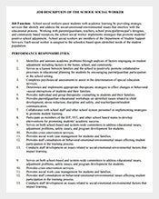 School-Social-Worker-Description-Free-PDF