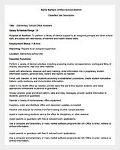 Elementary-School-Office-Assistant-Job-Description-PDF