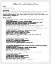 Assistant-Restaurant-Manager-Job-Description-PDF-Free