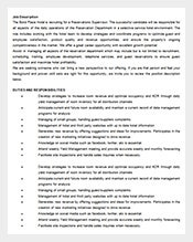 Job description template 635 free word pdf format download free premium templates - Office manager assistant job description ...