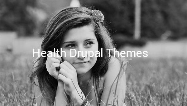 health drupal themes