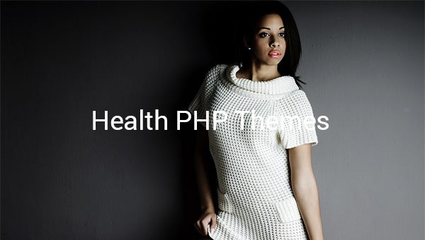 Health-PHP-Themes