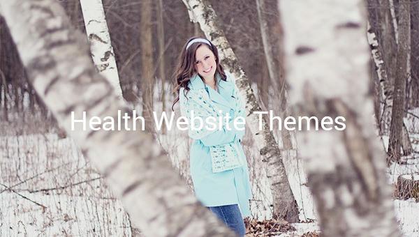 Health-Website-Themes