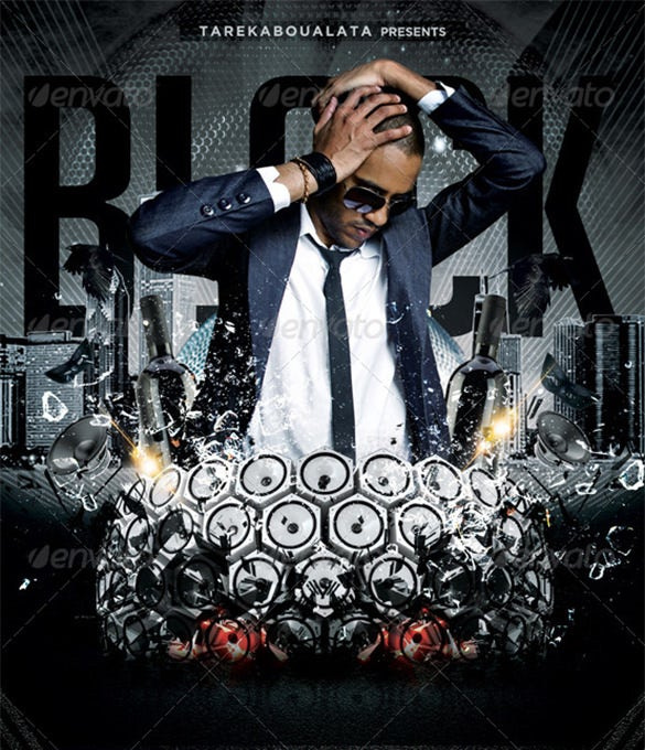 black flyer