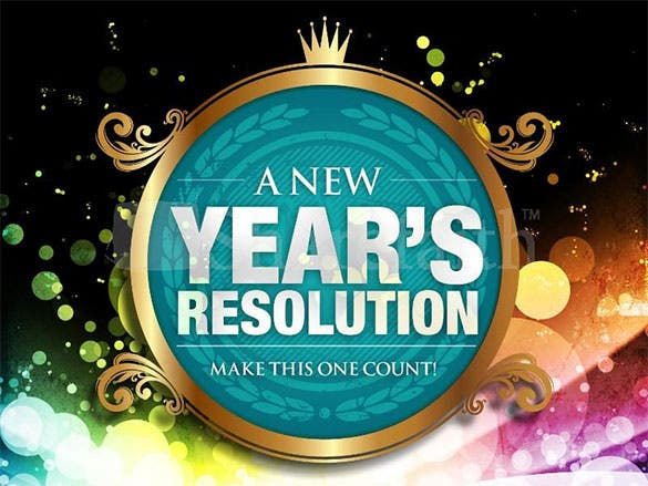 new year resolution church powerpoint format download