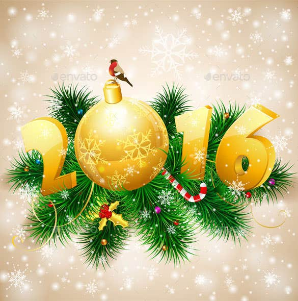 download new year background vector eps