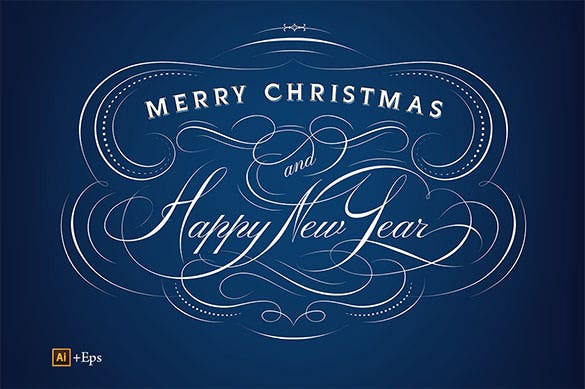 happy new year calligraphy background download