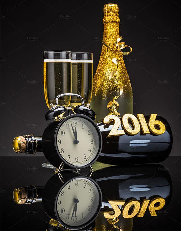 2016 new year background concept download