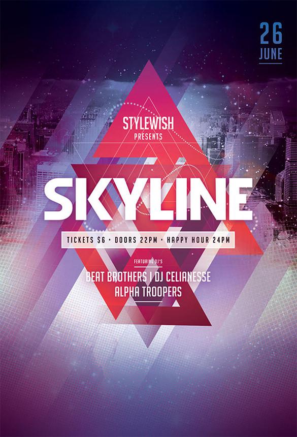 skyline flyer