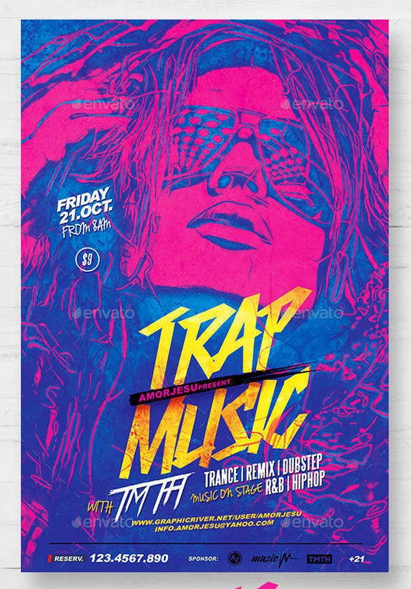 httpsimagestemplatenetwp contentuploads20151204215909trap music flyer templatejpg