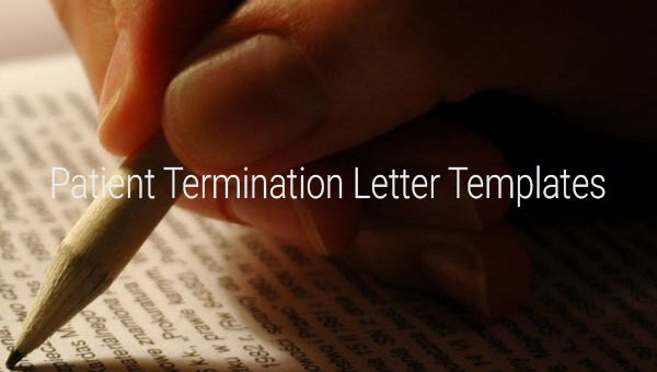 patientterminationlettertemplates