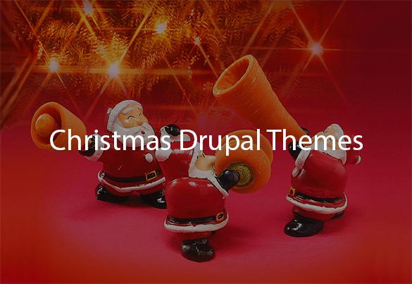 Christmas-Drupal-Themes