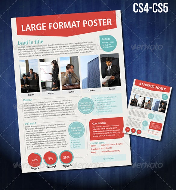 26  a3 poster templates