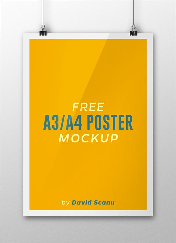 17+ A3 Poster Templates – Free PSD, EPS, AI, InDesign, Word, PDF ...