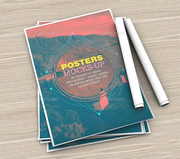 A4 Indesign Letter Magazine Template: 14+ A4 Poster Templates - PSD, EPS, AI, InDesign