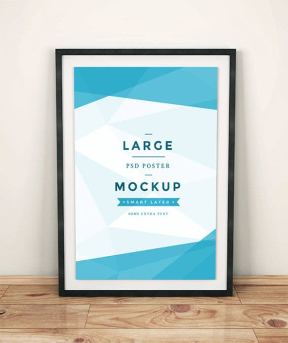 artwork frame psd mockup vol