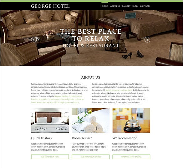 premium hotel drupal template1