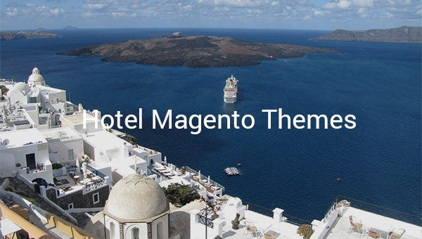 hotel magento themes
