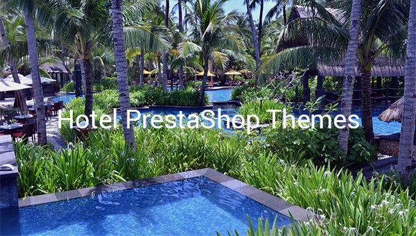 hotel prestashop themes