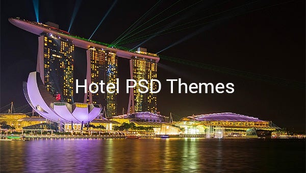 Hotel-PSD-Themes