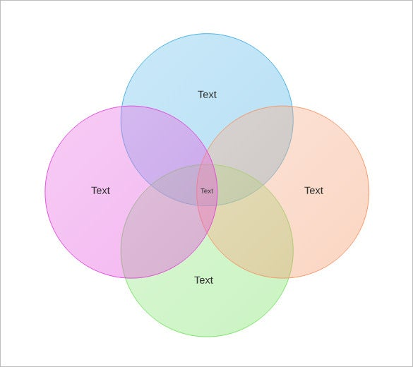 8 Circle Venn Diagram Templates Word Pdf Free Premium Templates