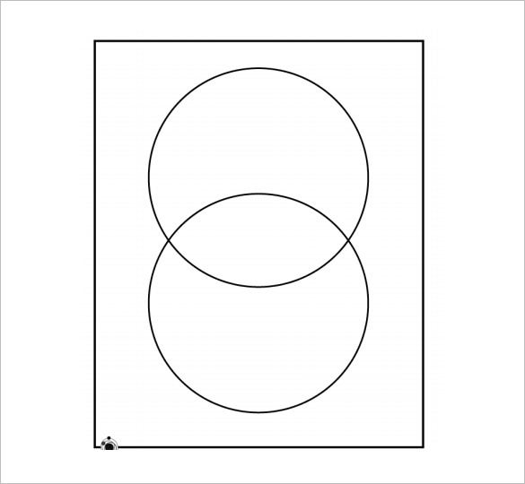 2 circle venn diagram blank pdf download