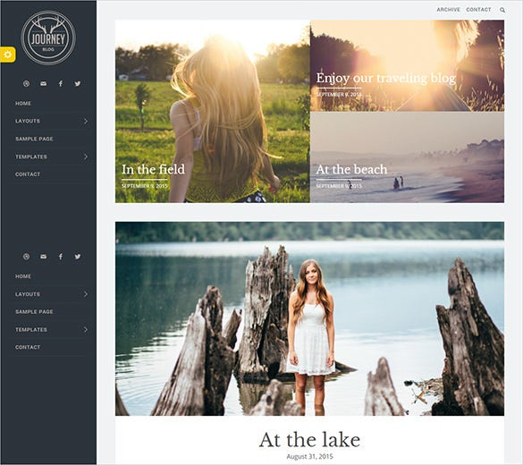 travel genesis wordpress website theme