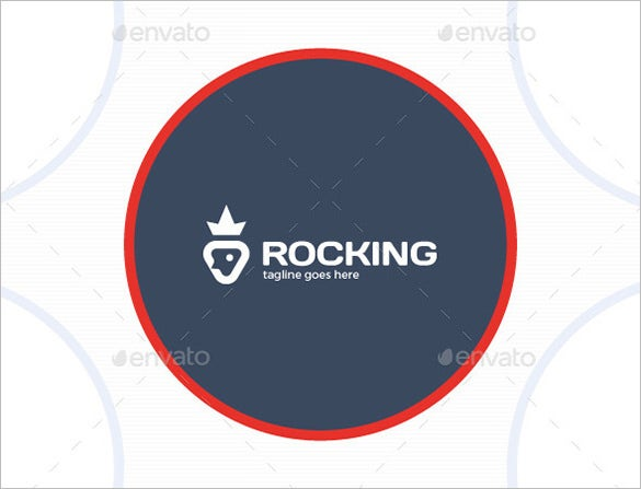 rocket king crown logo