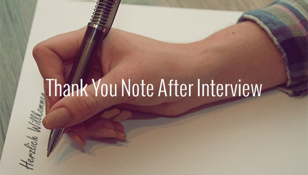 thankyounoteafterinterview