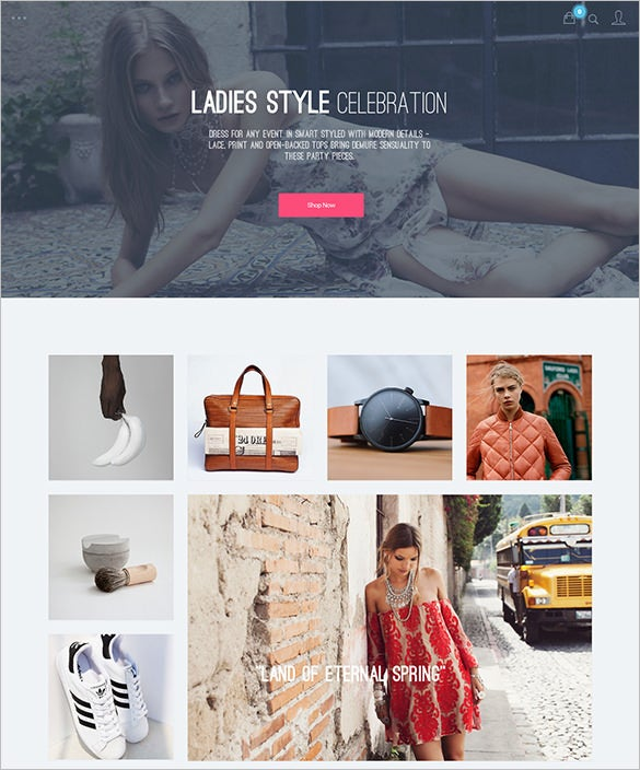 premium photography opencart theme