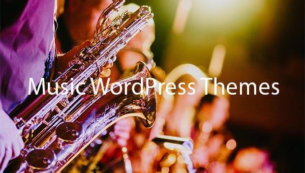Music-WordPress-Themes