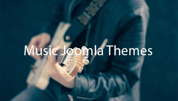 Music-Joomla-Themes