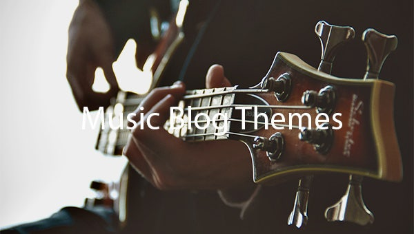 Music-Blog-Themes