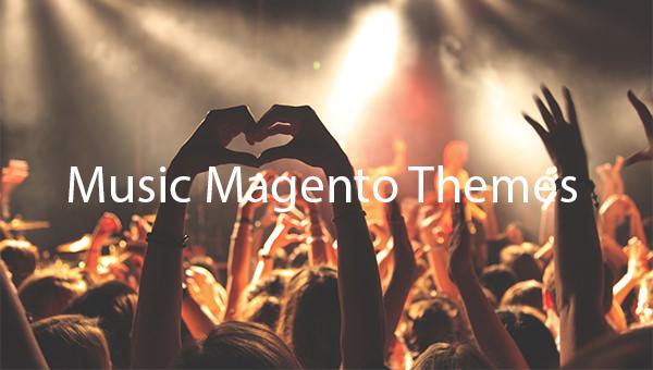Music-Magento-Themes