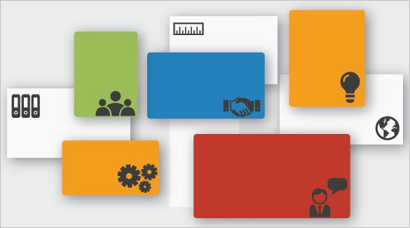 cards and icons prezi free eps format download