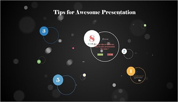 best tips for awesome presentation