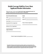 Downlaod-Health-Coverage-Standard-Fax-Cover-Sheet-PDF